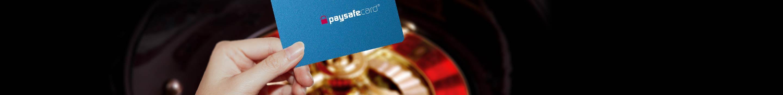 Turvalised maksed ruleti mängimisel – Paysafecard